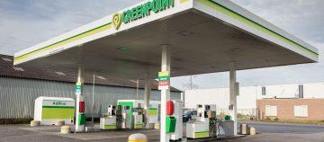 Tankstation Uden (Greenpoint)